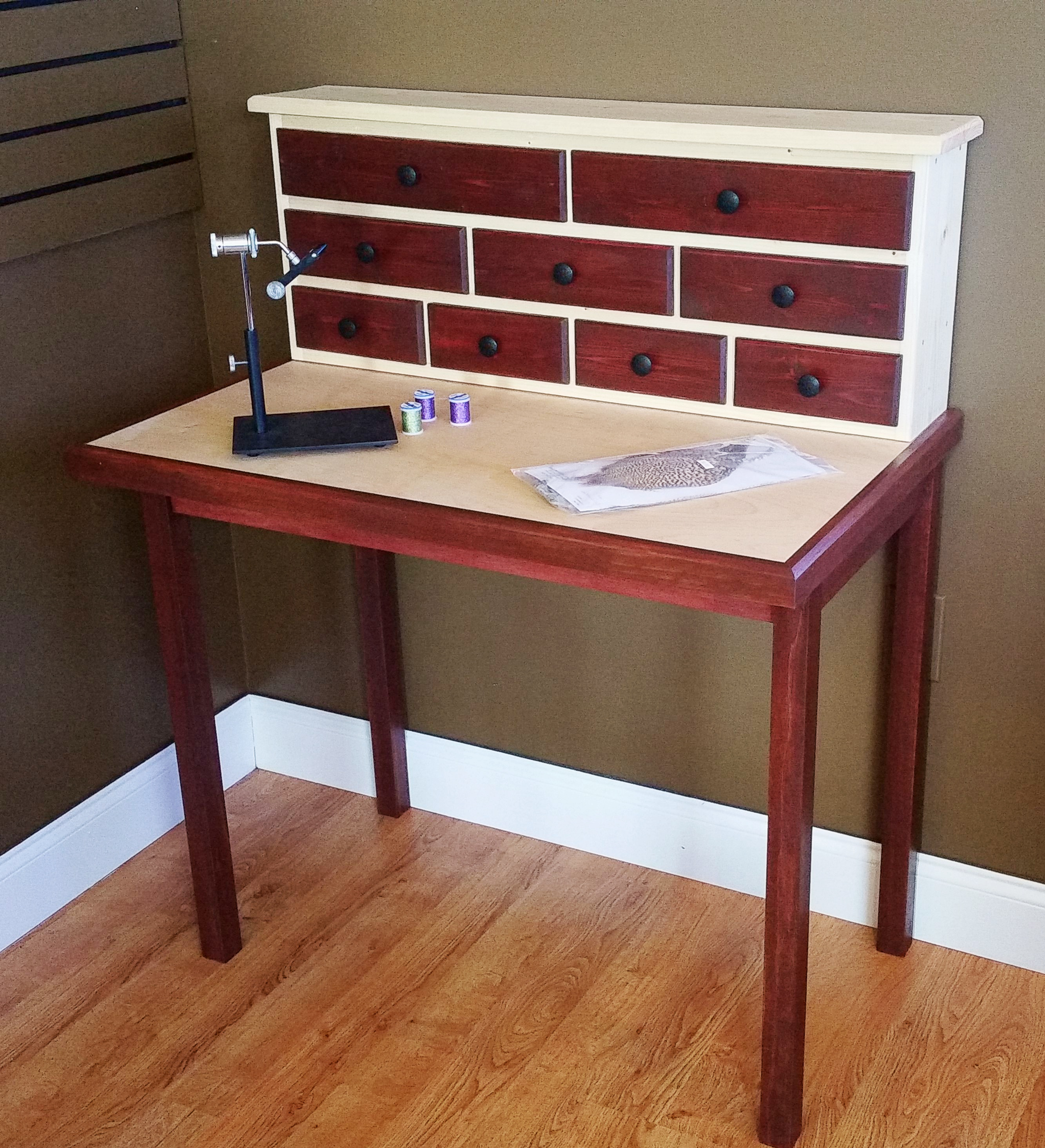 Joe Duket Studio Custom Furniture Design