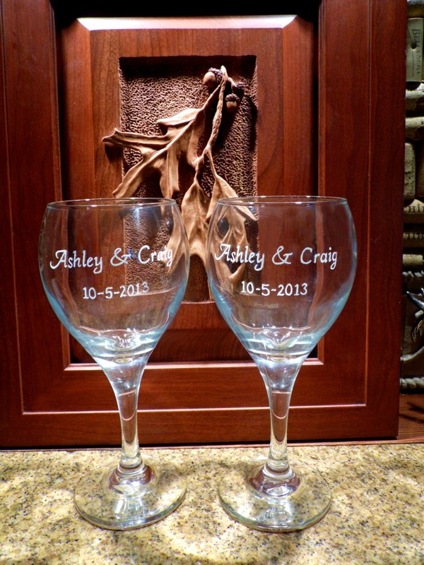 Wedding Wine Goblets